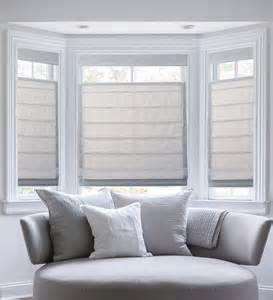 bay window blinds alternatives window treatments design