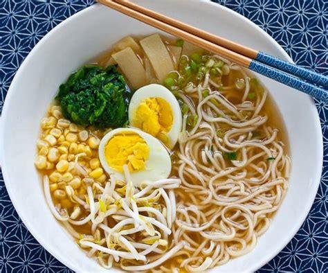 miso ramen recipe    minutes steamy kitchen