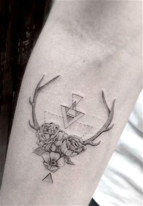 antler tattoo behind ear meaning best 25 antler tattoos ideas on pinterest deer tattoo