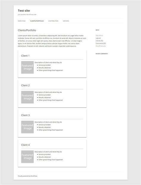 custom page templates a detailed guide to a custom page templates