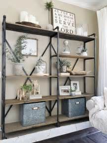 Living Room Shelf Accessories 25 Best Ideas About Industrial Furniture On