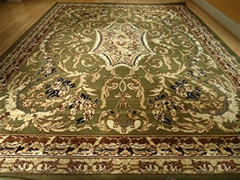 green area rugs new large 8x11 green rug traditional rug living room area