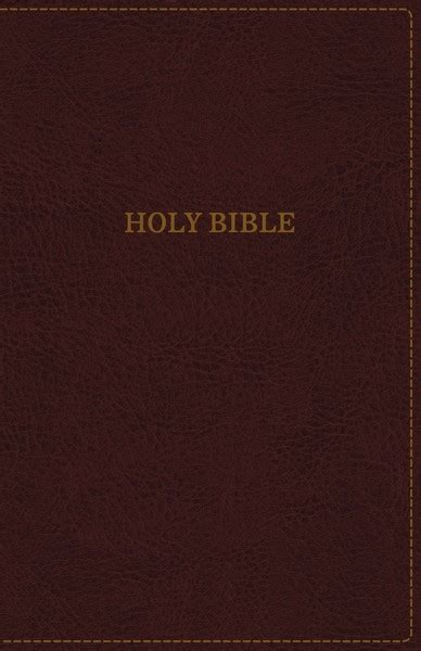 nkjv thinline bible large print imitation leather burgundy letter edition comfort print books kjv thinline bible large print imitation leather