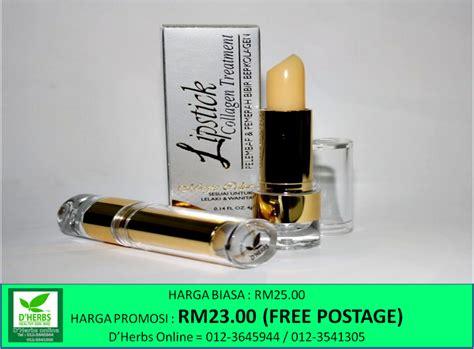 Lipstik Collagen D Herbs d herbs shop d herbs lipstik collagen