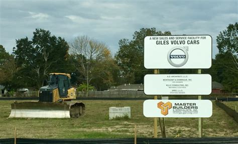 giles volvo giles volvo is jumping southcity parkway developing