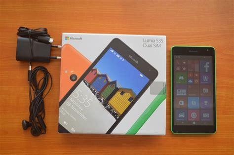 Headphone Lumia 535 microsoft lumia 535 unboxing