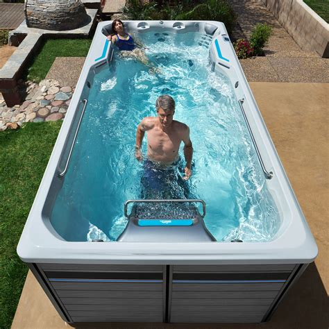 endless bathtub underwater treadmill presqueisle