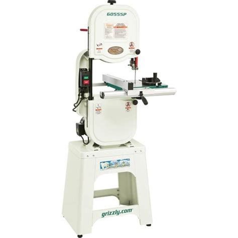 Grizzly G0555p Bandsaw Polar Bear Series 14 Inch Import