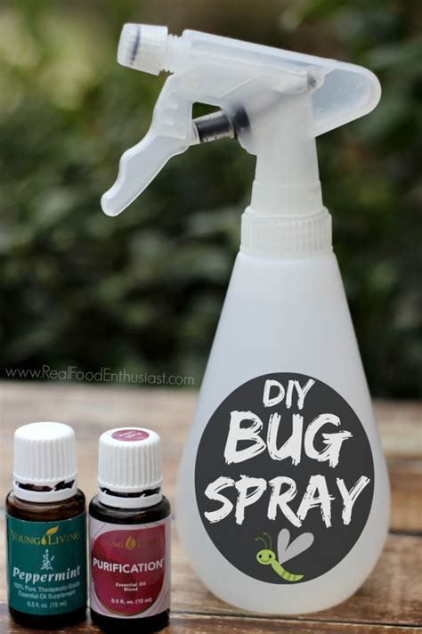does peppermint oil repel bed bugs bug spray real food enthusiast