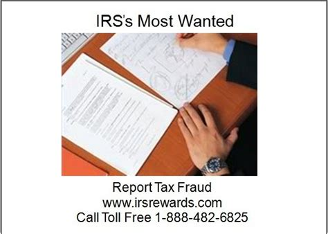 Irs Tax Warrant Search Irs S Most Wanted Report Tax Fraud