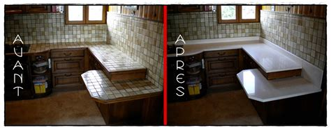 cuisine carrel馥 renovation plan de travail cuisine carrel 233 id 233 es de