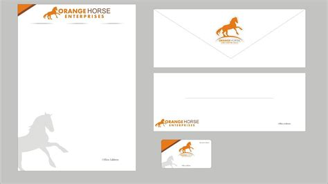 business letterhead corel draw how to make beautiful letterhead business card and