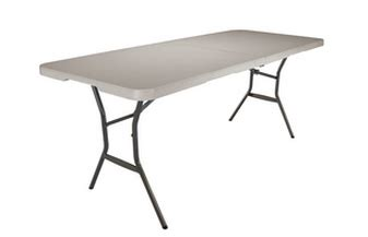 6 folding table lowes deals on folding tables 6 table for 38 from lowe s