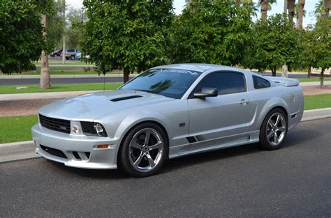 mustang saleen s281 2008 ford saleen mustang s281 supercharged coupe 180731