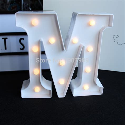 Popular Light Up Letters Buy Cheap Light Up Letters Lots