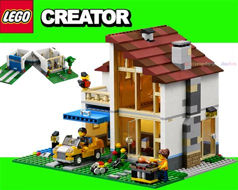 home creator lego creator xl family house 31012 756pcs bnisb ebay