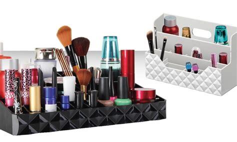 bathroom makeup organizers bathroom makeup organizers groupon goods