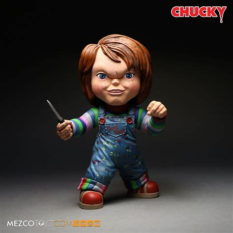 chucky house child s play good guys chucky stylized figure mezco toyz