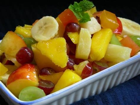 0 point fruit salad weight watchers fruit salad recipe food