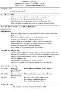 account help objective position receivable resume