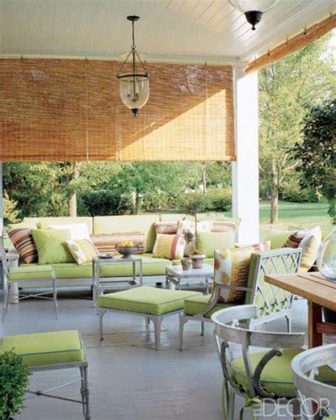 decorar ventana patio estores alternativa a las cortinas para tu ventana