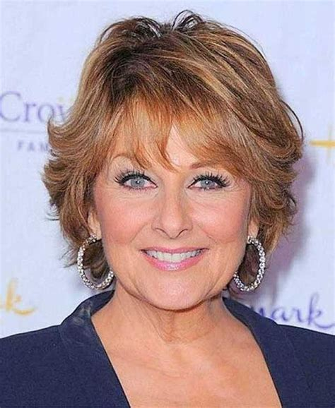 hairstyles for 54 year old photo gallery of short hairstyles for 50 year old woman