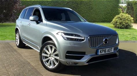 volvo xc   inscription awd geartro automatic diesel   horsham west sussex