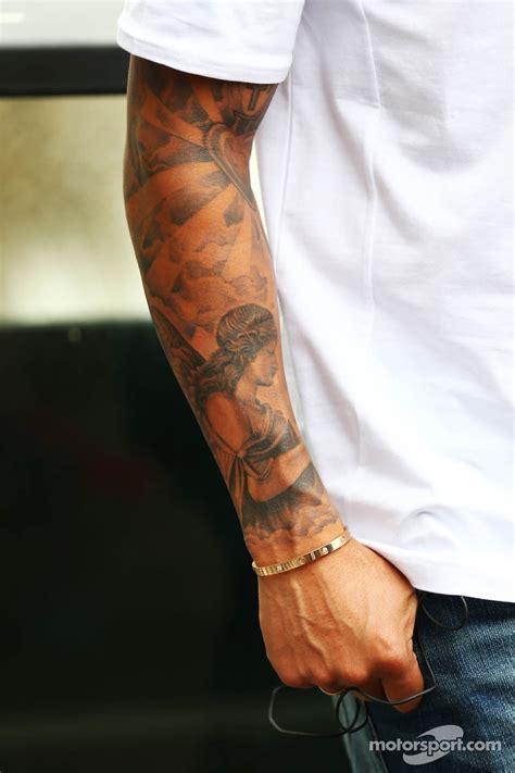 hamilton tattoo lewis hamilton sleeve www pixshark images