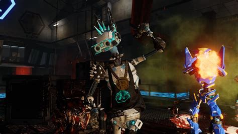 killing floor 2 players will battle waves of zeds with today s free update