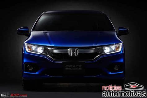 Honda City New Model 2018 by The 2018 Honda City Facelift Team Bhp