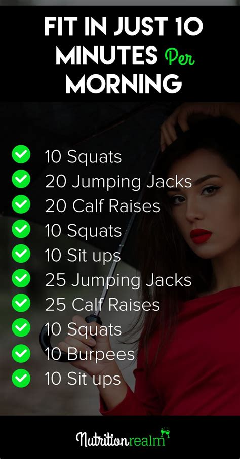 10 minute fitness challenge 10 best images about fit 50 on fit