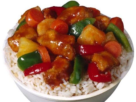 Sweet Sour by Sweet And Sour Chicken Recipe Food Network Kitchen