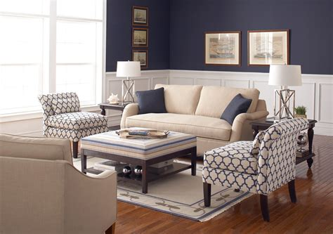 And Navy Living Room by Living Room Ideas Navy Blue Folat