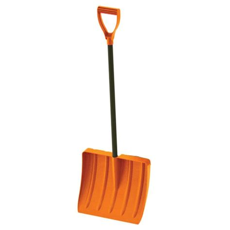 orbit 11 in mini snow shovel 80079 the home depot