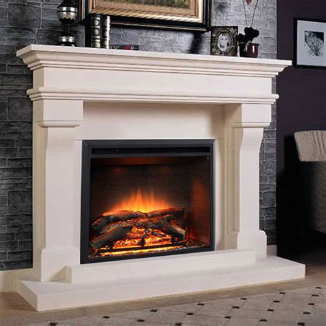 Fireplace Surround by Lyon Marble Mantel Fireplace Mantel Surrounds