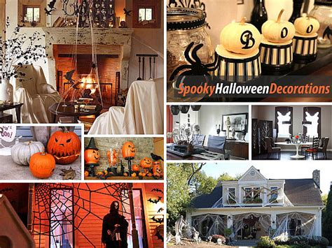 at home halloween decorations 40 spooky halloween decorating ideas for your stylish home