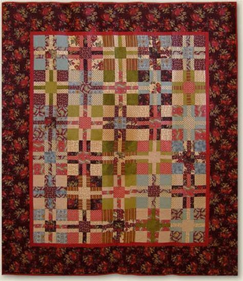 quilt pattern cross kris cross quilt pattern 164 nrd 164