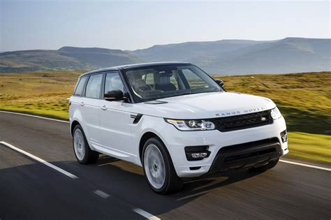 land rover white 2016 2016 land rover range rover sport hst hd wallpapers