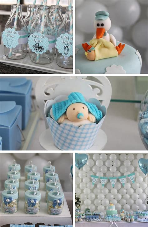 sweet  boy baby shower party baby shower ideas
