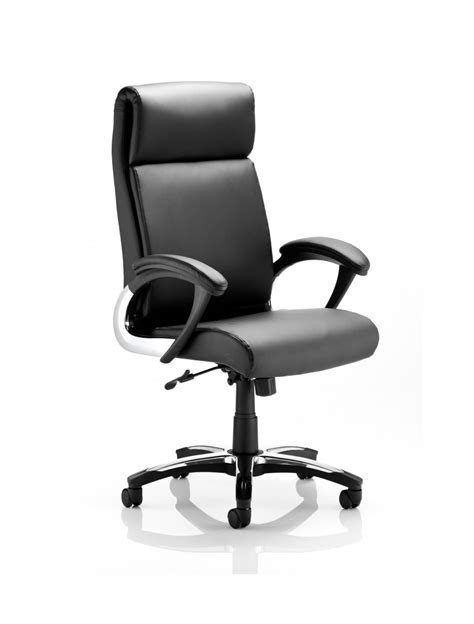 executive desk chair leather dynamic romeo leather folding executive office chair 121