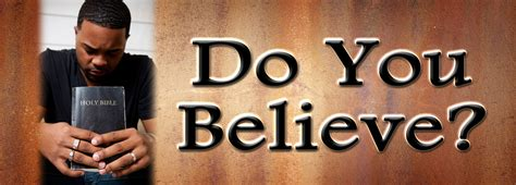 Do You by Woodstream 187 Do You Believe
