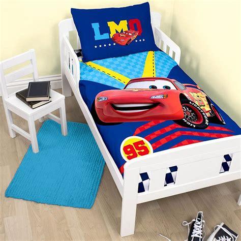 Junior Bed Duvet Set New Disney Cars Piston Junior Size Cot Bed Toddler Duvet Cover Set Boys Bedding Ebay
