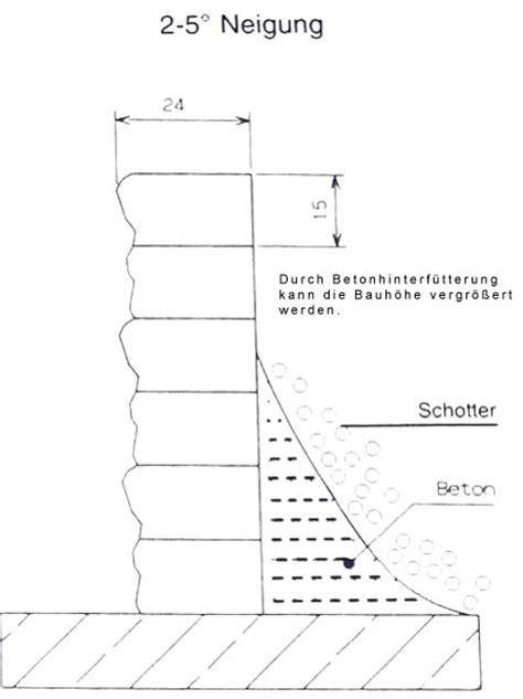 betonwerk pieper schwerbetonsteine filtersteine