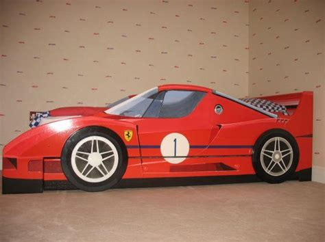 ferrari bed ferrari bed if i could ship things from england pinterest