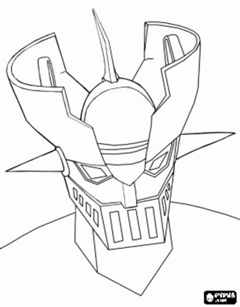 imagenes de mazinger z para dibujar faciles imagina y recicla libreta de mazinger z