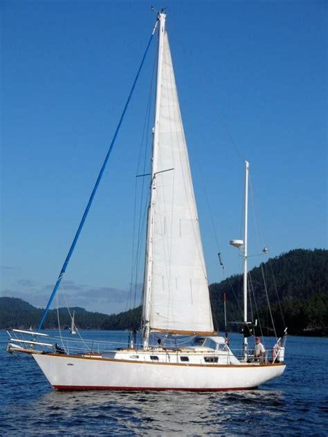boat brokers bellingham wa 1980 cheoy lee offshore sail boat for sale www