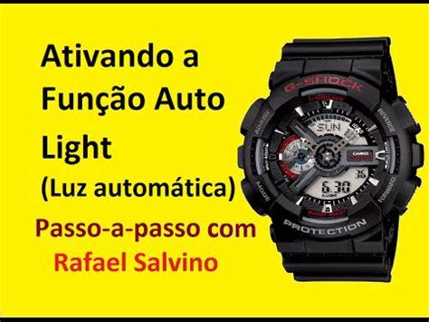 G Shock Ga110 Autolight 7 casio g shock ga 110 auto light luz autom 225 tica parte 6 7 rafael salvino