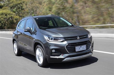 trax holden 2017 holden trax now on sale in australia from 23 990