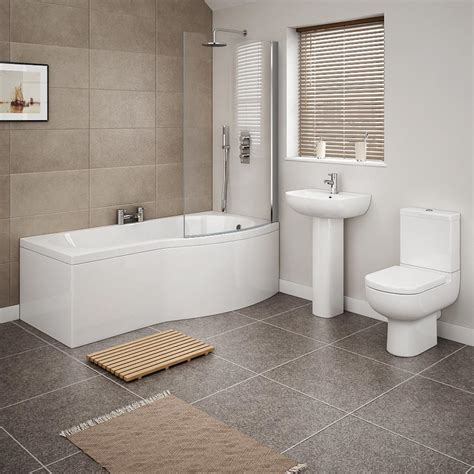 Modern Bathroom Suite by Cruze Modern Shower Bath Suite Now At