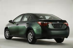 toyota corolla car new model new 2014 toyota corolla unveiled eco model aims at 40 mpg